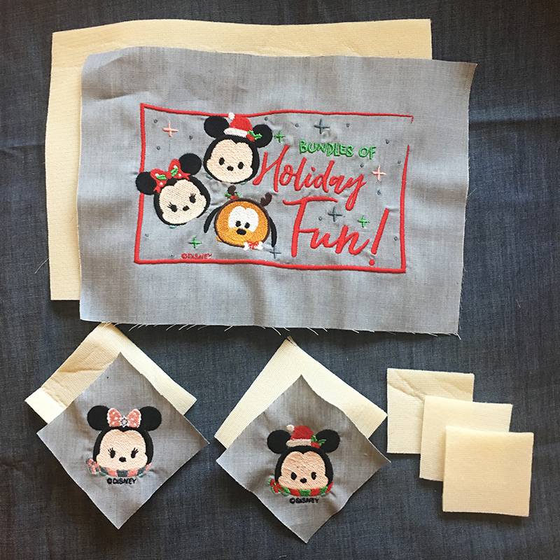 Disney Tsum Tsum Holiday