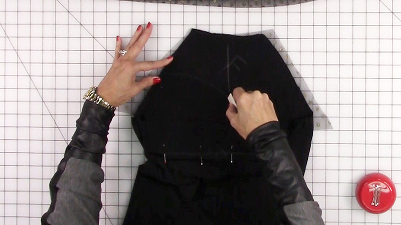 Upcycle Turtleneck Project