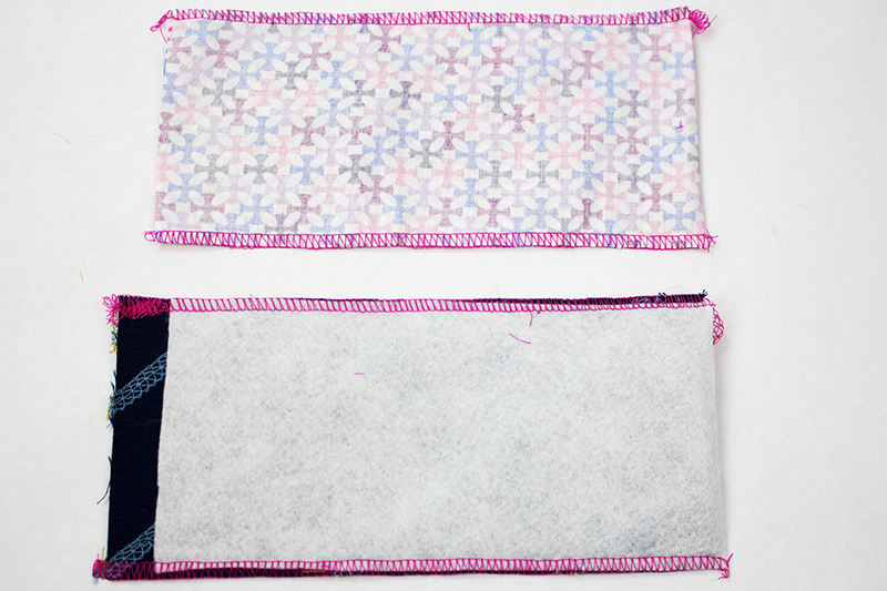 Coverstitch Pencil Case