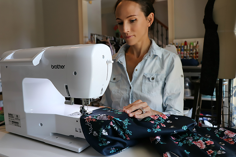 Laura Sewing