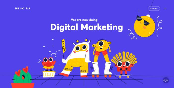 Brucira launches the Digital Marketing Division