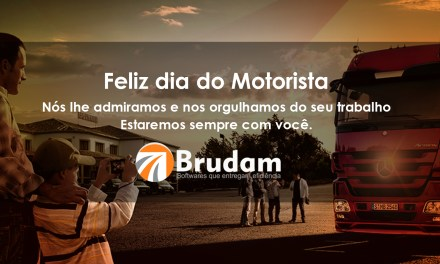 Feliz dia do Motorista!