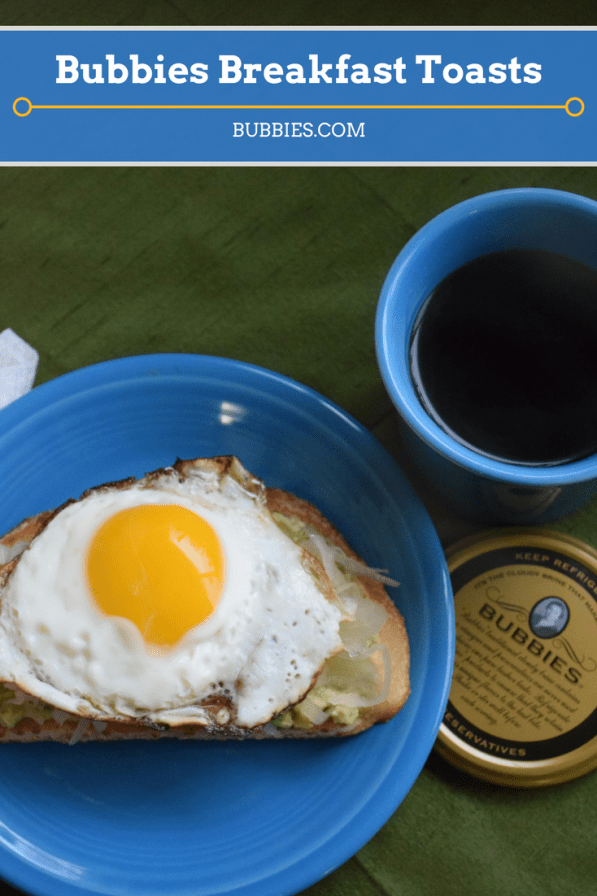 breakfast toast and coffee