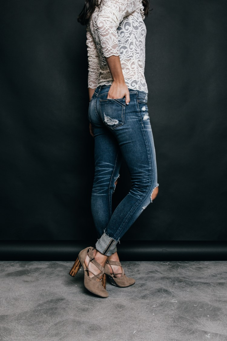 Candiani Denim At Buckle