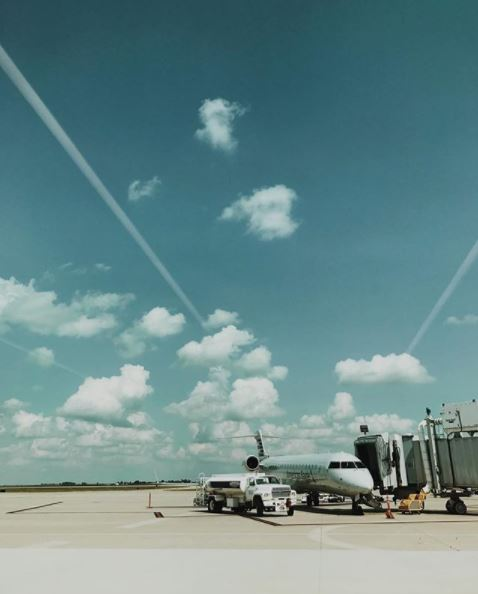 We were'nt kidding when we said we have a single runway airport. Simplicity for the win.