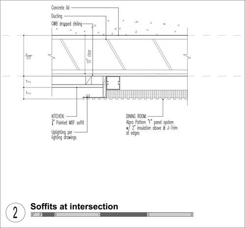 Bulkhead Ceiling Definition