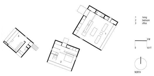 Desert Nomad Cubes plan 01