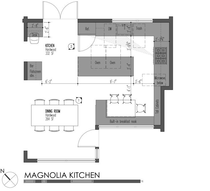 5 modern kitchen designs & principles   build blog