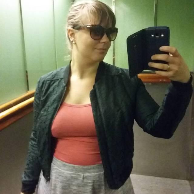 Elsker denne jakka love this jacket bomberjacket emerald pink greyhellip
