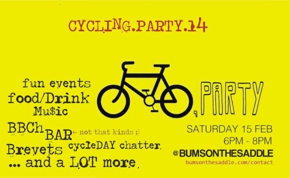Bangalore Cycling Party 2014