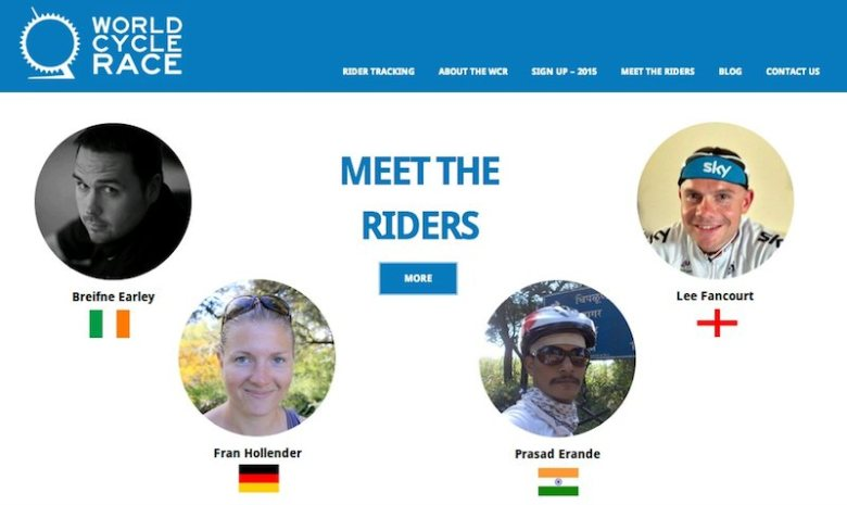 world cycle race