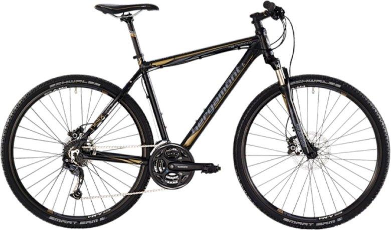 Bergamont helix 4.0 full bike