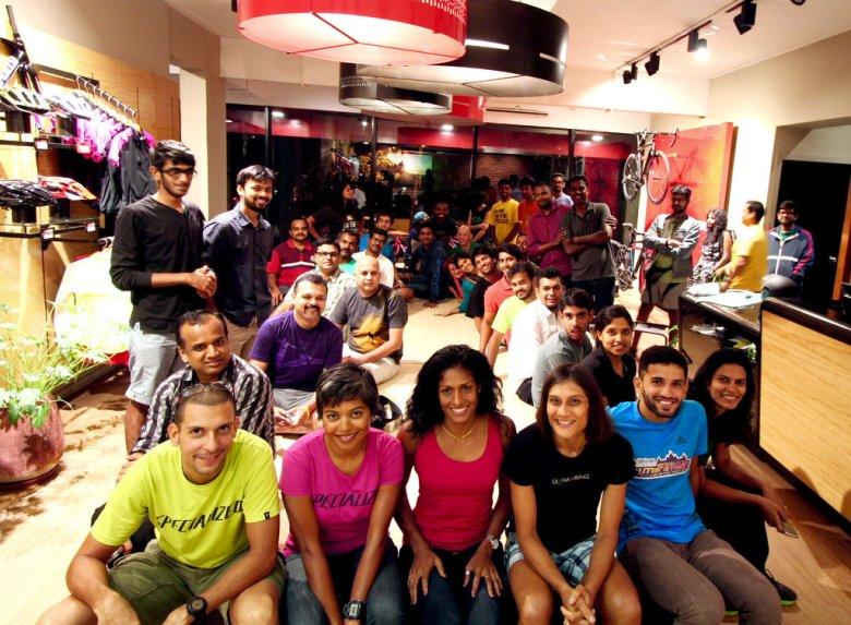 Triathlon Bangalore / India - BOTS Expert Series