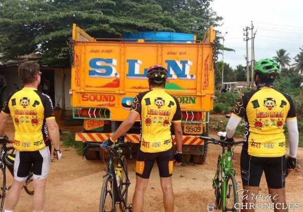 BOTS Tarmac Chronicles - road riding in Bangalore