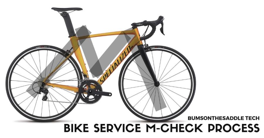 201812 - bicycle service check up procedure | BUMSONTHESADDLE
