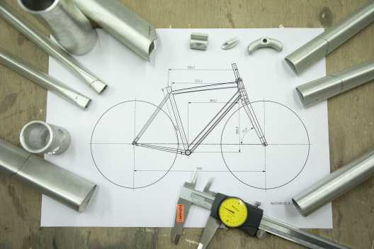 R&D frame conception