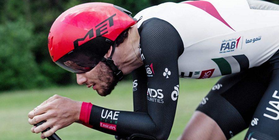 TT/Tri cycling helmet