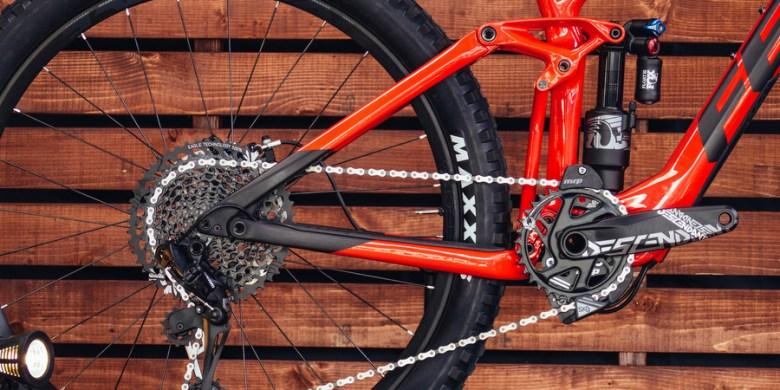 Felt's Equilink suspension linkage