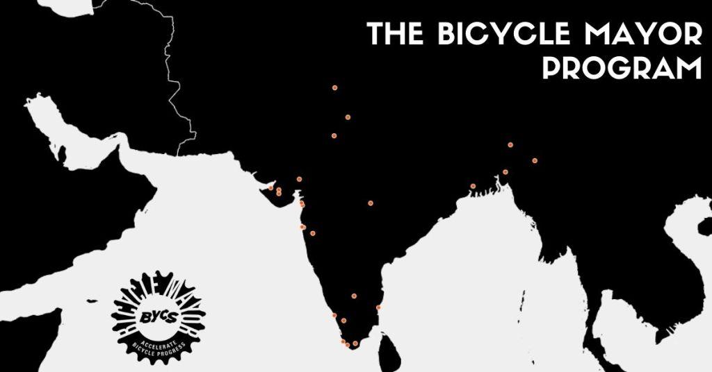 Bicycle Mayor Program   India