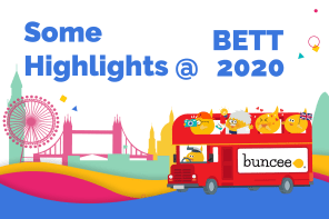Buncee Highlights from BETT 2020