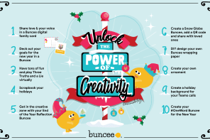 10 Ways to Channel Your Holiday Spirit with Buncee
