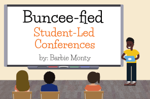 Buncee-fied Student-Led Conferences