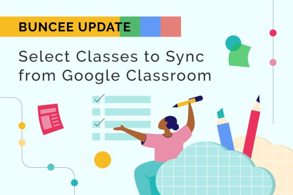 Select Classes to Sync from Google Classroom