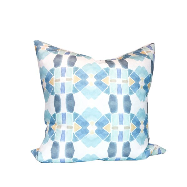 Granada Modern Pillow by Bunglo