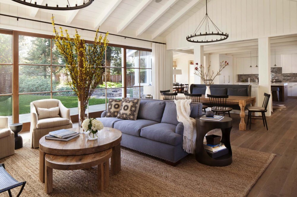 Soft Color Palette with a Modern Rustic Feel