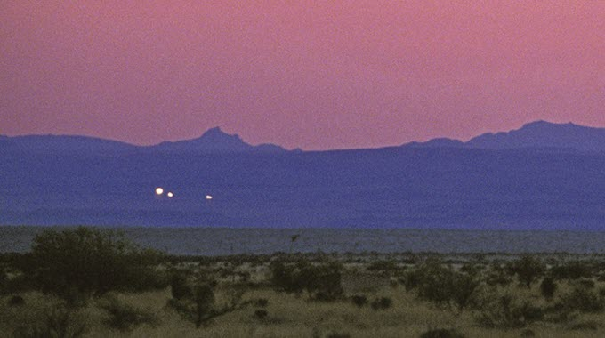 Marfa Ghost Lights