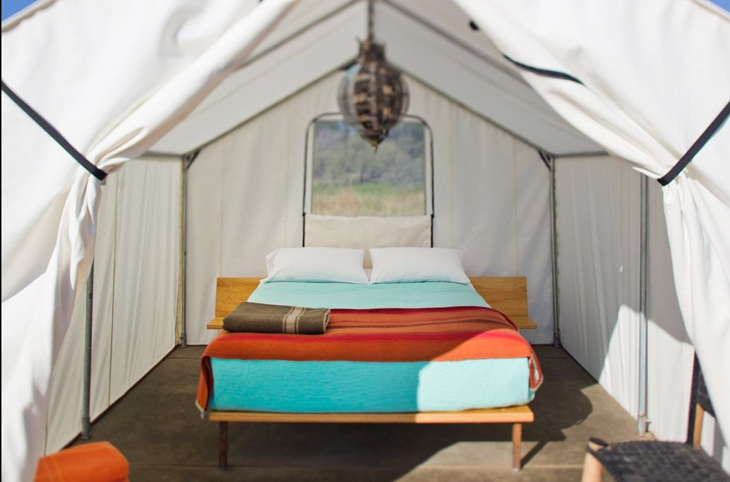 Luxury Bedouin Tent
