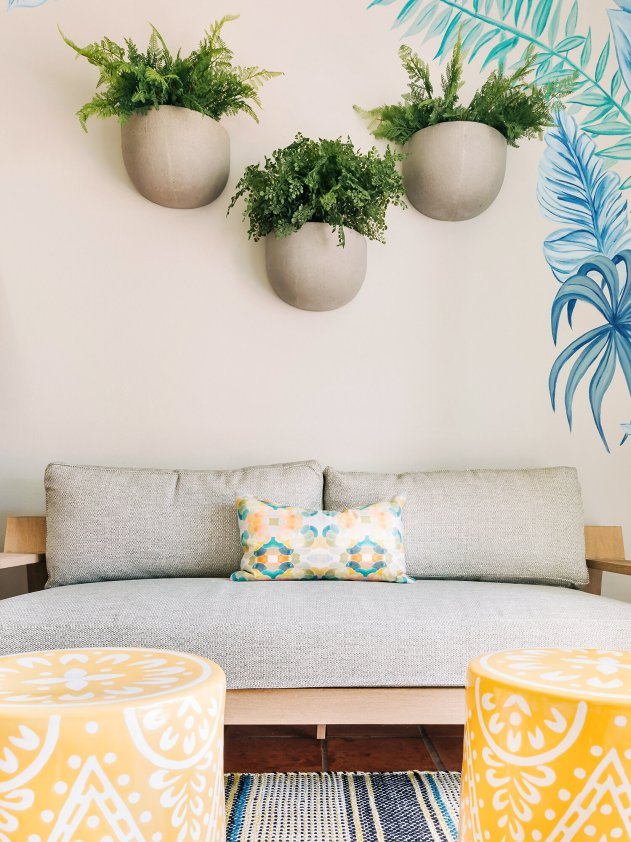 Color Pallet From Pattern Interior Design
