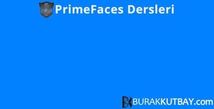 primefacesdersleri