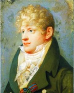 Herzog August Emil Leopold von Sachsen-Gotha und Altenburg ernannte Thümmel zum Geheimen Rat und Minister.