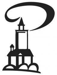 Das Logo des Museums Burg Posterstein stammt aus der Feder von Hans Neupert.