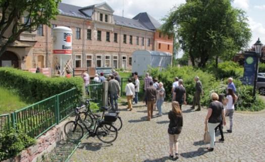 Offenes Herrenhaus Posterstein am Internationalen Museumstag 2017