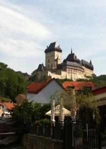 Burg Karlstein in Tschechien