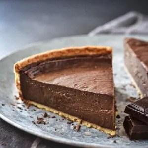 Chocalate-Pie-on-Plate