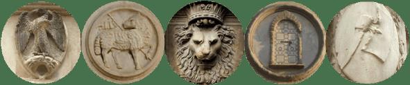 Florentine guild ensignia