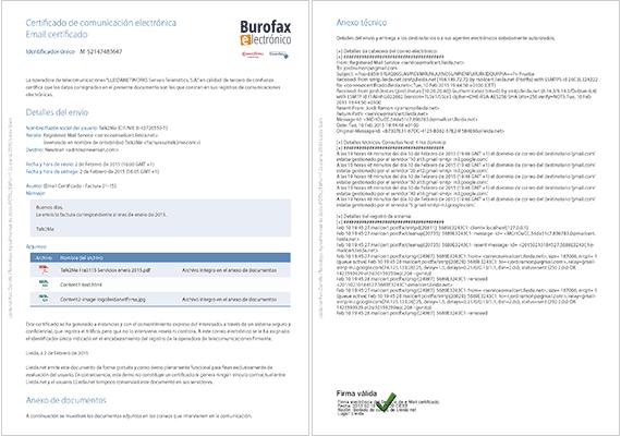 El certificat amb plena validesa legal de Lleida.net