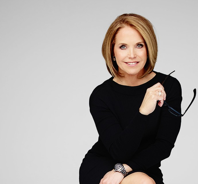 Yahoo's Global News Anchor Katie Couric Uses Burst to Gather Viewers Videos