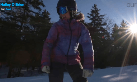 UGC Creates Action Sports – Halley O'Brien