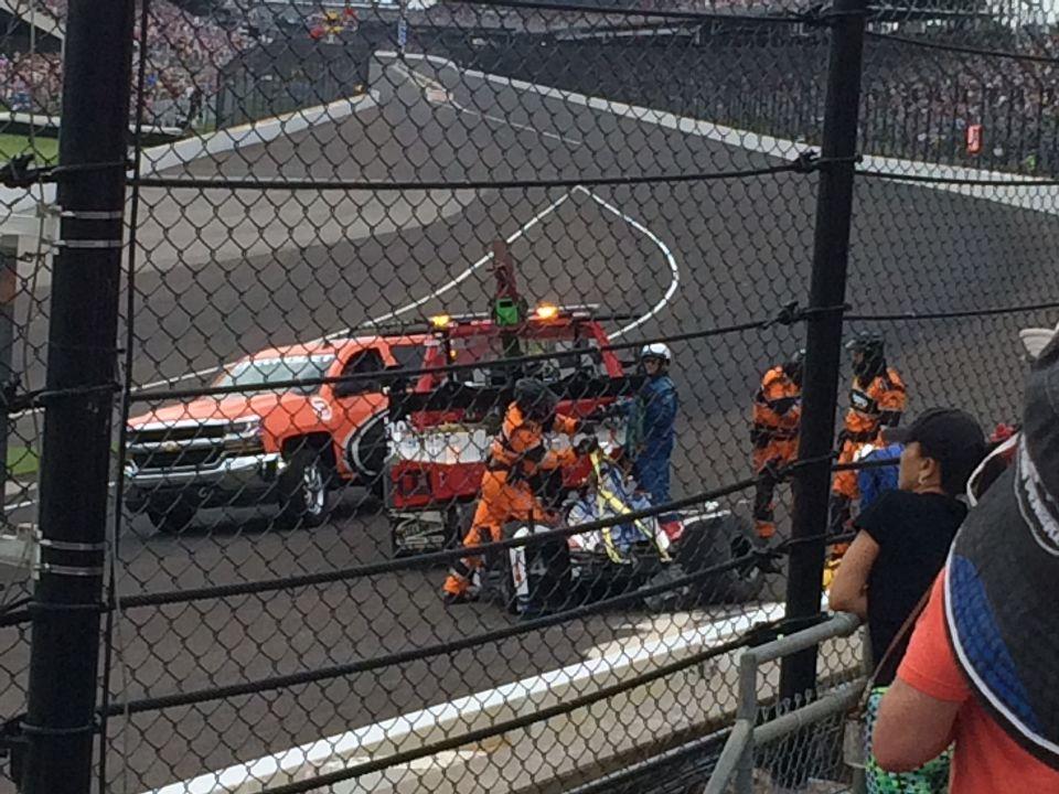 Race Crash