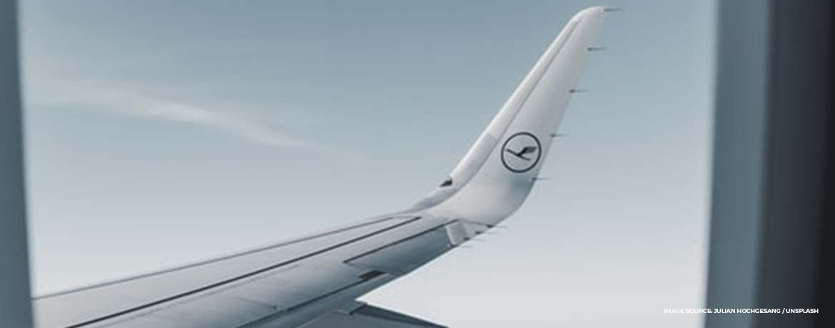 Lufthansa Airbus A350 private jet