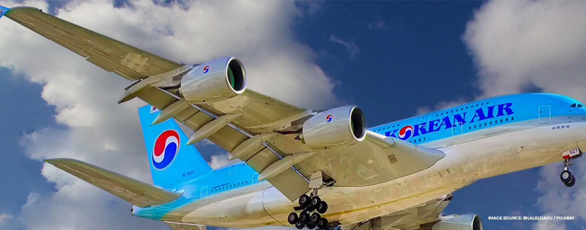 Korean Air lounges Incheon International Airport