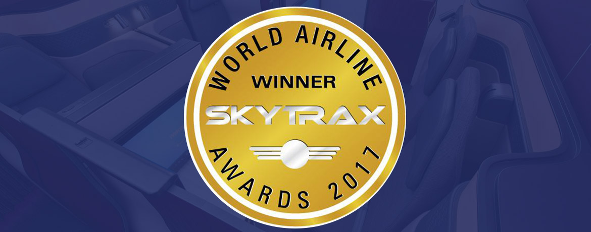 Best business class airlines 2017