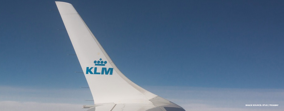 New KLM Crown Lounge in Amsterdam Airport