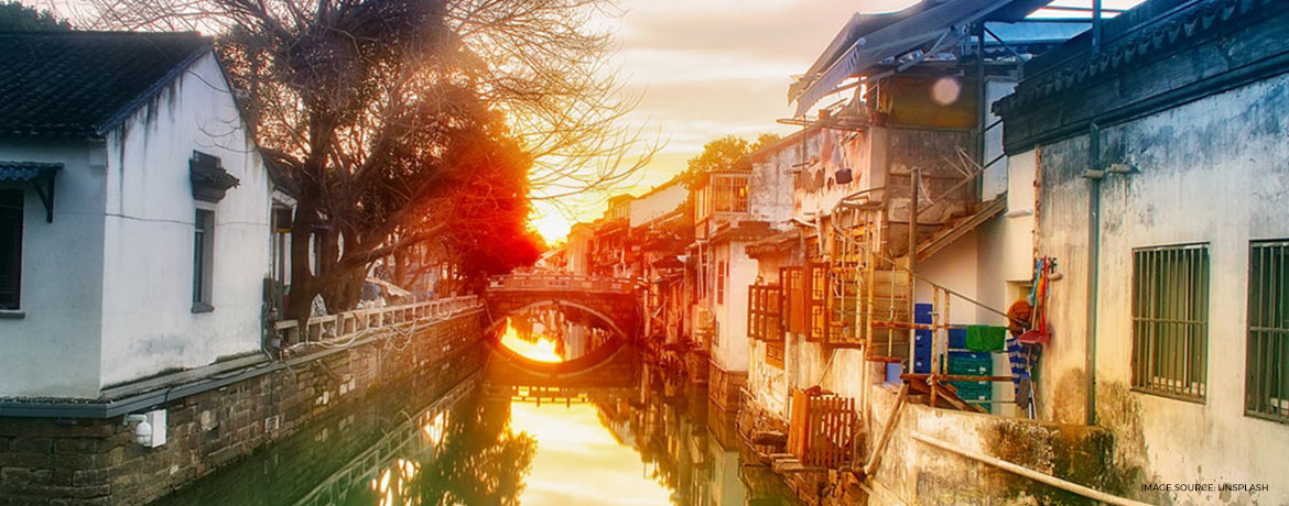 Suzhou city guide