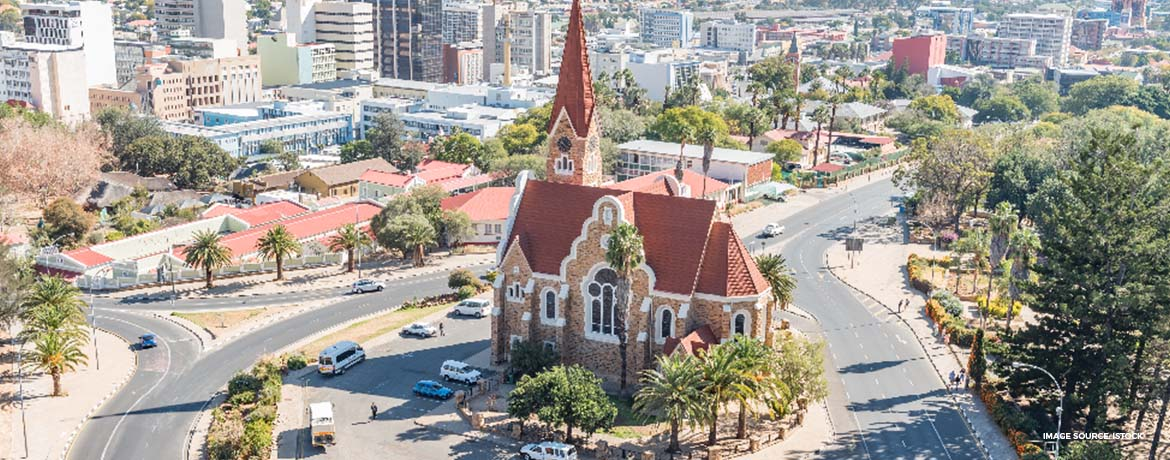 Windhoek city guide