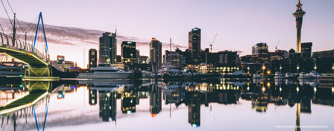 What to do in Auckland New Zealand